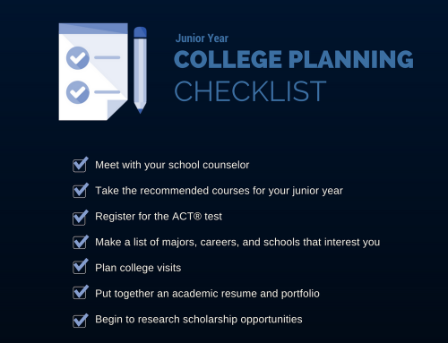 WHAT YOU CAN DO NOW TO PREPARE FOR COLLEGE