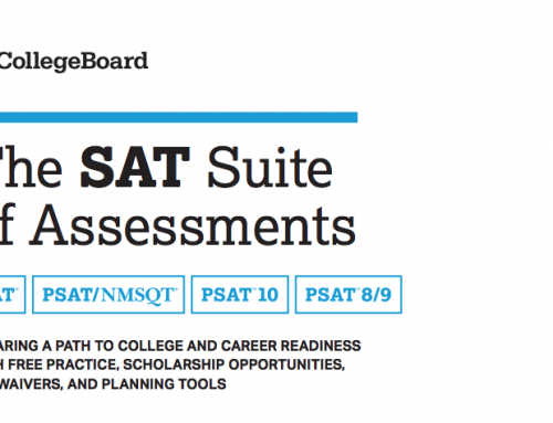 Clear a path for your students with the SAT Suite of Assessments